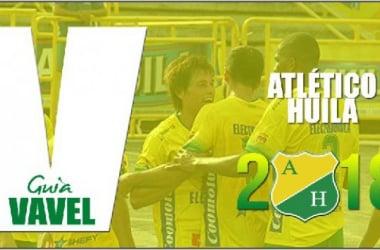 Guía VAVEL Liga Águila 2018-I: Atlético Huila | Foto: VAVEL Colombia