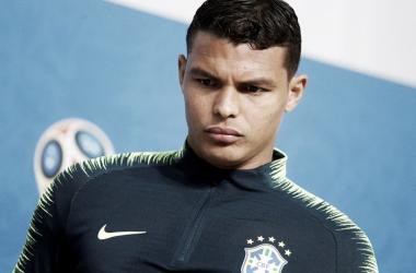 Thiago Silva // Foto: Reuters