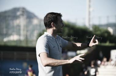 """Denis Silva: """"Son un equipo muy competitivo"""""""