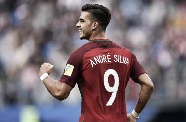 """André Silva: """" Lo que tenemos que hacer es confiar en nosotros y nuestro trabajo"""""""