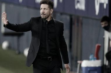 Mesmo com vitória, Simeone detalha dificuldades do Atlético de Madrid contra Osasuna