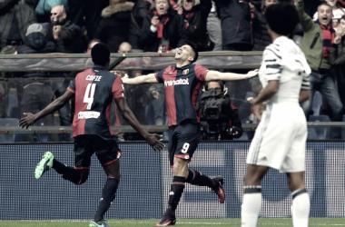 """Giovanni """"el cholito"""" Simeone es el MVP de la jornada en Serie A"""