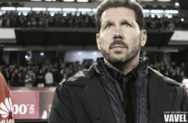 """Simeone: """"Confío en este equipo"""""""