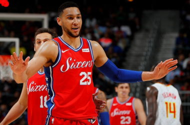 NBA Playoffs - Negli ultimi 5 minuti Simmons fa danni in difesa - NBA Twitter