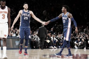 Fonte Immagine: Twitter Philadelphia 76ers
