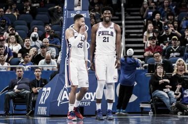 'The Process' ya está en playoffs
