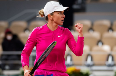 French Open: Simona Halep streaks past Sara Sorribes Tormo