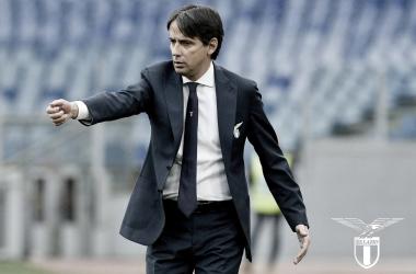 """Simone Inzaghi comemora difícil vitória da Lazio sobre Crotone: """"Não foi fácil"""""""