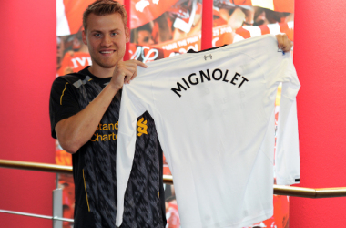 Liverpool contrata o goleiro Simon Mignolet, do Sunderland