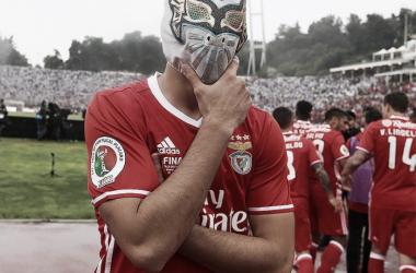 Foto de: SL Benfica Facebook