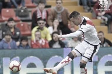 El Rayo intentará que Raúl de Tomás juegue ante el Real Madrid