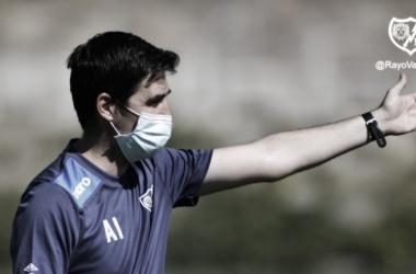 """Andoni Iraola: """"Va a ser una prueba para ver cómo está el equipo delante de un rival muy potente"""""""