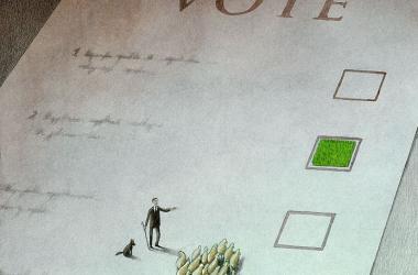'Elections' | Viñeta de Pawel Kucynski |(pictorem.com/profile/Pawel.Kuczynski)