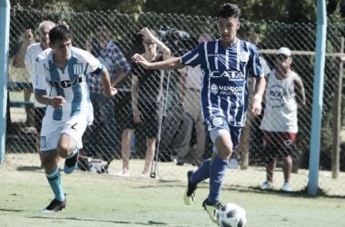 Reserva: Godoy Cruz empató 1-1 con Racing Club de Avellaneda
