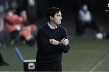 """Andoni Iraola: """"Después de una derrota quieres volver a jugar cuanto antes"""""""