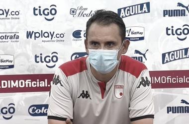 """Grigori Méndez: """"Los puntos vendrán con los resultados"""""""