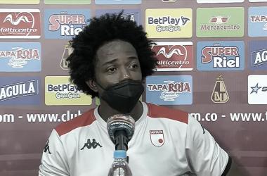 """Carlos Sánchez: """"Queremos estar entre los finalistas y vamos a luchar por eso"""""""