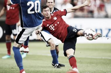 Lewandowski no se mueve