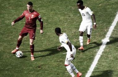 Madridistas en el Mundial: Cristiano abandona Brasil