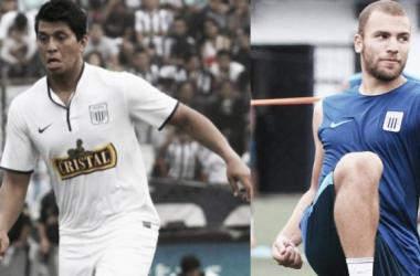 Ambos jugadores llegaron este año a Alianza Lima / Foto: Líbero