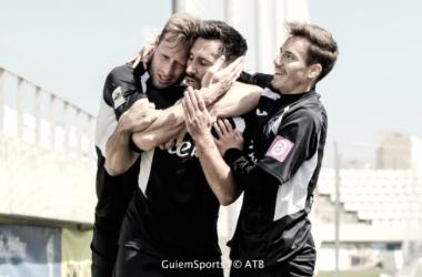 Entrenador nuevo, victoria nueva | Foto GuiemSports