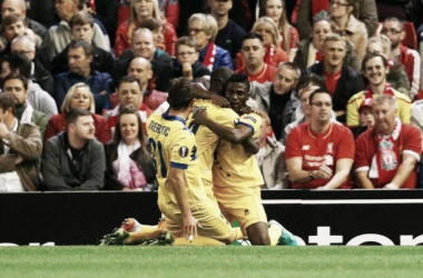 Liverpool 1-1 FC Sion: Lallana opener cancelled out in well fought draw