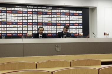 """Sito Alonso: """"Tenemos que igualar el nivel de intensidad de Baskonia"""""""