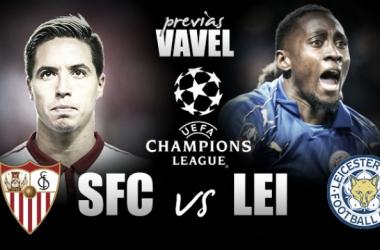 Siviglia e Leicester si giocano un posto tra le magnifiche otto della Champions. Fonte foto: Vavel.com