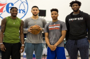 Sixers : Trust The Process