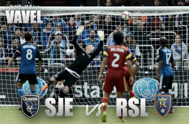 Real Salt Lake visits San Jose in quest to clinch playoff berth