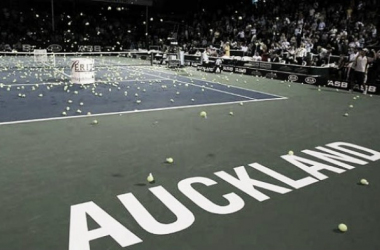 Previa WTA International Auckland: road to Australia