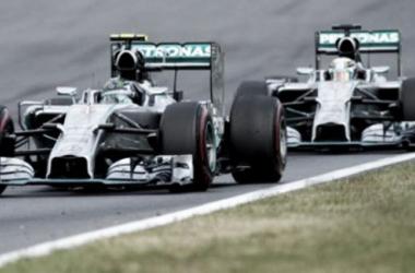 Rosberg foi o mais rápido em casa (Foto: Mike Wise/1.skysports.com)