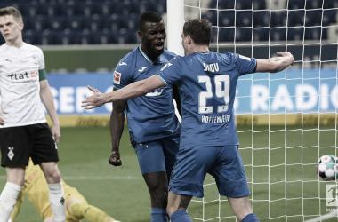 Hoffenheim 3 a 2 Borussia Monchengladbach (Bundesliga / Divulgação)