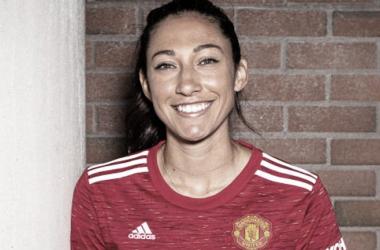 Christen Press vai usar camisa 24 do Manchester United em homenagem a Kobe Bryant