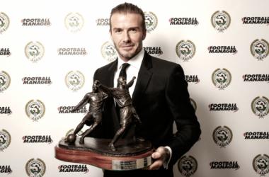 David Beckham, galardonado con el premio al Mérito de la PFA