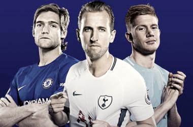 La PFA ha elegido este miércoles a su 11 ideal de la temporada (fuente: Sky Sports)