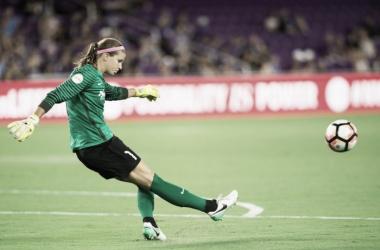 Stephanie Labbe made 66 saves this season | Source: washingtonspirit.com
