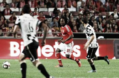 Boavista e Benfica encontram-se esta tarde // Foto: slbenfica.pt