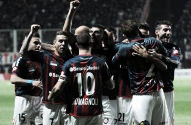 El camino de San Lorenzo a la Final