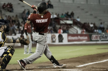 Grand Slam de Roberto López. (Foto: Toros de Tijuana)