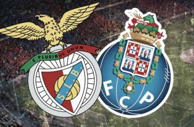 Benfica x Porto: consolidação táctica contra equipa à procura de nova cara