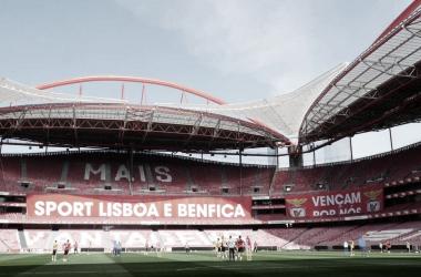 Foto: Divulgação/Sport Lisboa e Benfica