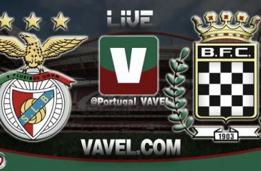 Resultado Benfica - Boavistaen la Liga Portuguesa 2015(3-0)