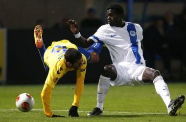 Pela Liga Europa, Estoril perde para o Slovan Liberec na Republica Tcheca