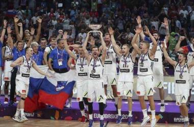 EuroBasket 2017: La Slovénie sacrée