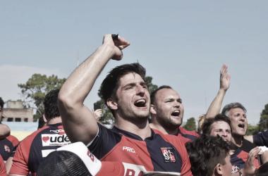 San Luis se quedó con la fase regular y sueña con conquistar el rugby porteño. Foto: El día