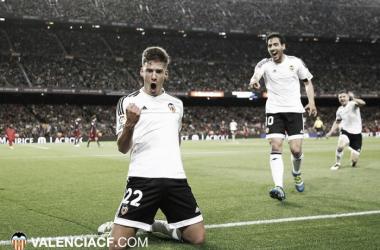 Resumen Valencia CF 2015/16: Santi Mina, irregularidad y protagonismo