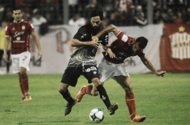 Leandro Becerra fue un jugador clave en el partido. Foto: gentileza de La Gaceta