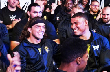 Chad Gable spoke about the WWE brand split and being a part of the SmackDown Live roster (image: youtube.com)