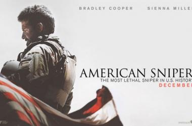 Afiche promocional tomado de www.americansnipermovie.com